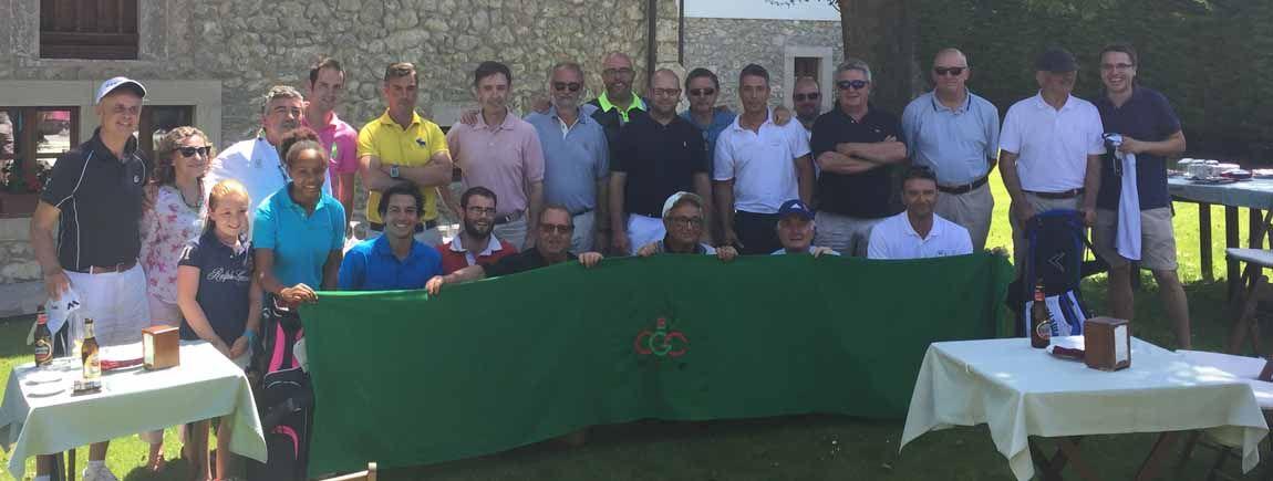 Exitosos torneos celebrados en Aldama Golf