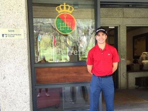 Golf La Cuesta - Iván Cantero se proclama Campeón del Internacional de Francia 2016 - Club de Golf La Cuesta