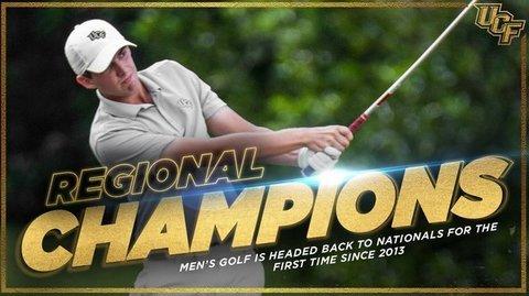 Golf La Cuesta - El equipo UCF a por el Nacional - Club de Golf La Cuesta