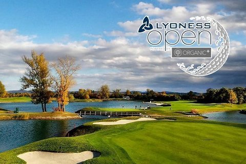 Golf La Cuesta - Nacho Elvira en Lyoness Open 2017 - Club de Golf La Cuesta