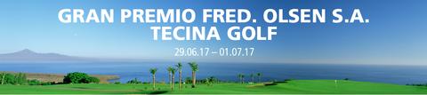 Golf La Cuesta - EN juego el GP Fred Olsen SA - Club de Golf La Cuesta