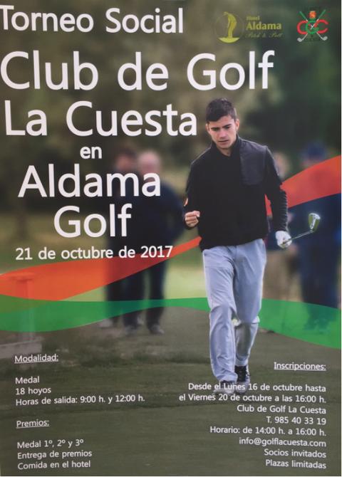 Golf La Cuesta - TORNEO DE OTOÑO EN ALDAMA GOLF - Club de Golf La Cuesta