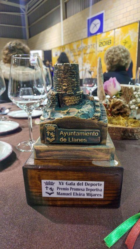 Golf La Cuesta - Fotos  XV gala del deporte Llanes  - Club de Golf La Cuesta