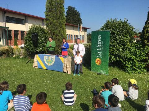 Golf La Cuesta - Manuel Carrandi vencedor de pequecircuito - Club de Golf La Cuesta