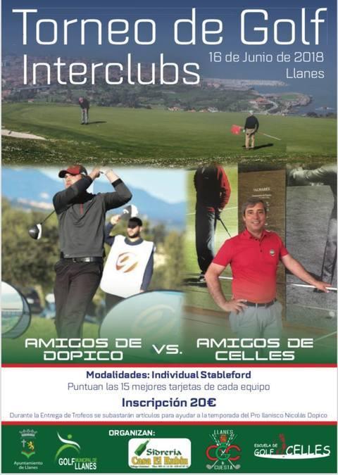 Golf La Cuesta - Torneo Celles - Dopico - Club de Golf La Cuesta